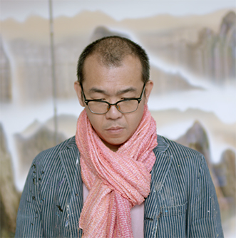 Gordon Cheung in thought