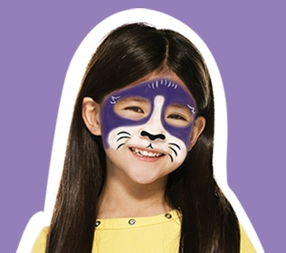 Face Paint a Panther
