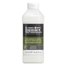 Liquitex gloss medium & varnish 473