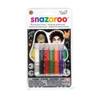 snazaroo face paint sticks instructions