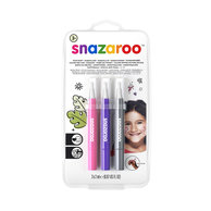 Face Paint Brush Pen Fantasy Pack