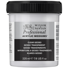 Clear Gesso  Primer