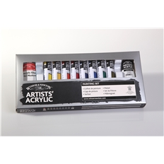 Professional Acrylic Artists' Acrylic Painting Set