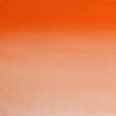 Professional Water Colour Winsor Orange (Red Shade)