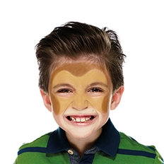 Jungle Face Paint Party Ideas Snazaroo
