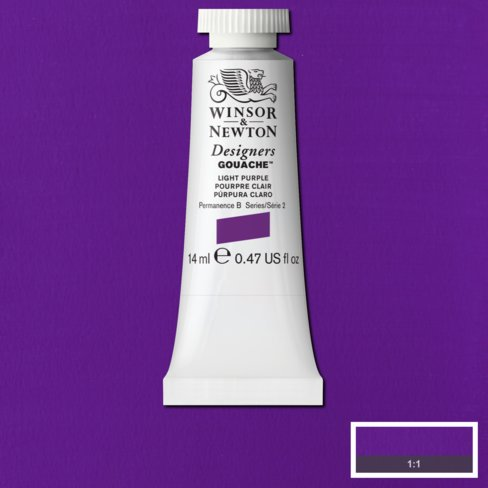 Designers Gouache Light Purple