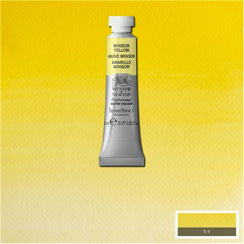 Professional Water Colour Winsor Yellow