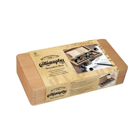 Calligraphy Inks - Calligraphy Wooden Box