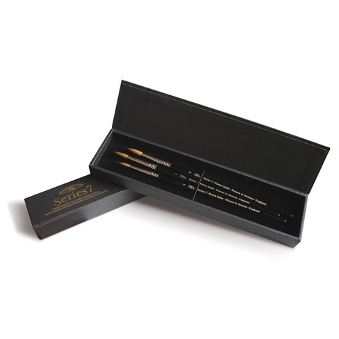 Series 7 3 Brush Gift Set