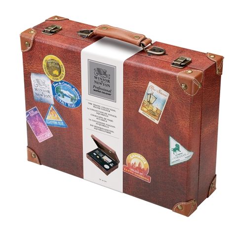 Professional Water Colour Suitcase