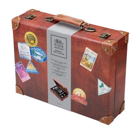 Artist's Oil Colour Suitcase