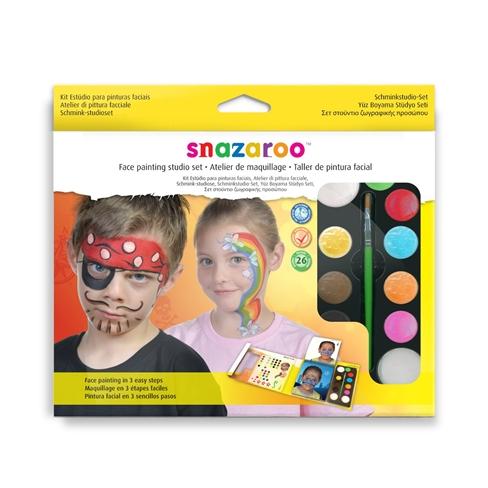 Studio Face Paint Set Snazaroocom