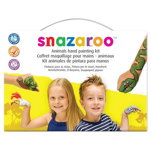 Animals Paint Kit Snazaroocouk