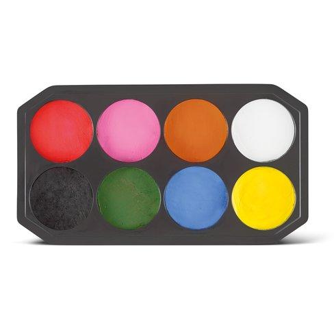 Makeup paint palette