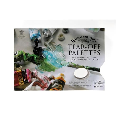 Palette - Tear-Off Palette