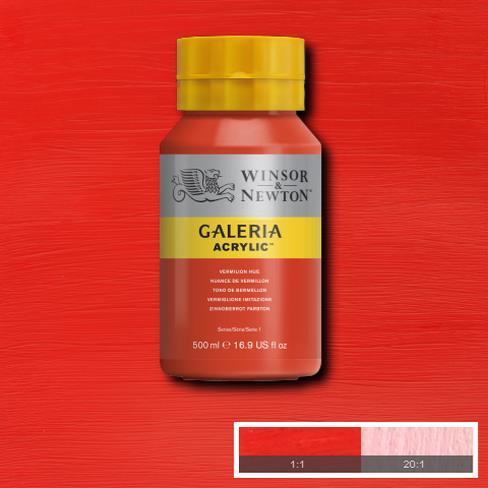 Galeria Acrylic Vermilion Hue