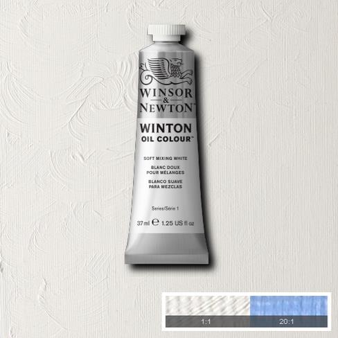 Winton Oil Colour Soft Mixing White