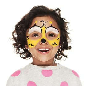 snazaroo face paint how to use